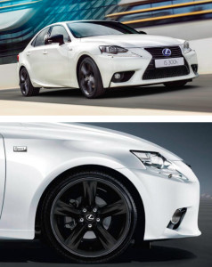 Lexus IS300h SPORT