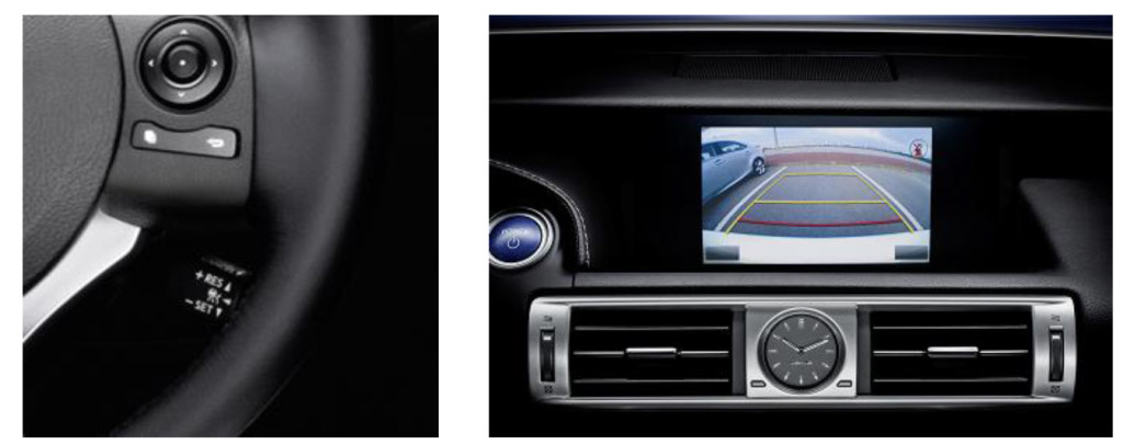 Lexus IS300h SPORT equipamiento