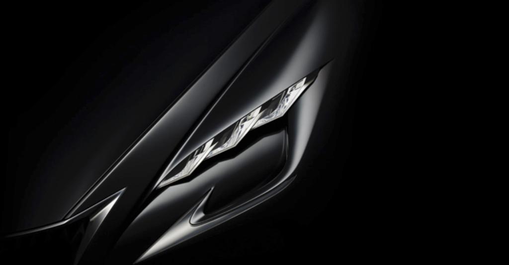 Lexus lujo progresivo