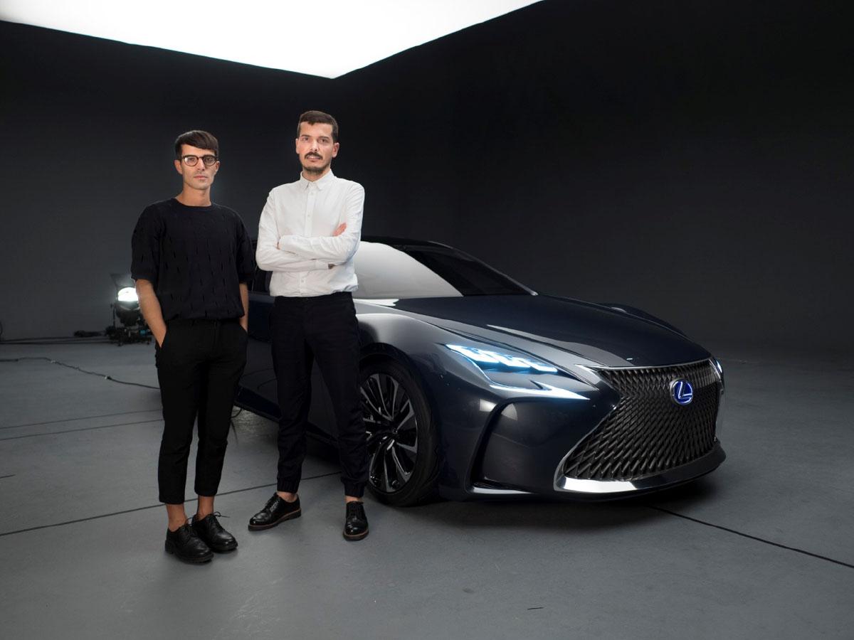 Lexus En La Semana Del Dise O De Mil N Lexus Prensa