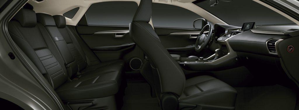 Acabados NX 300h Sport Edition