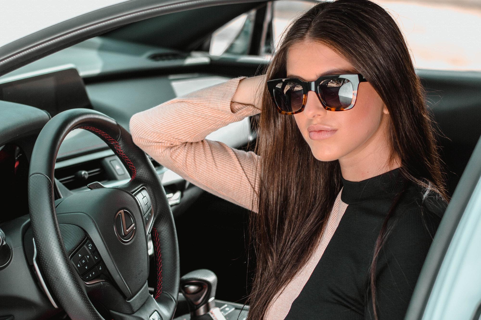 Razón Destruir suficiente  Hokana crea la colección Lexus de gafas de sol | Lexus Prensa